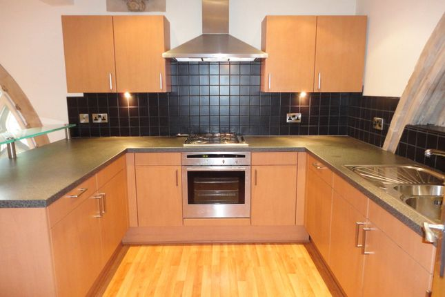 Thumbnail Flat to rent in Montpellier Mews, Waterpark Road, Salford