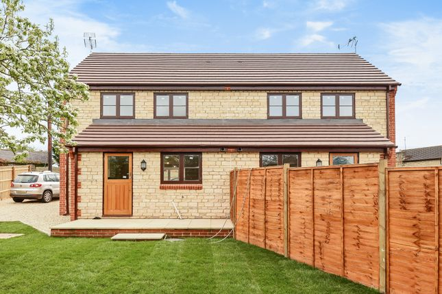 Thumbnail Semi-detached house to rent in Corndell Gardens, Witney