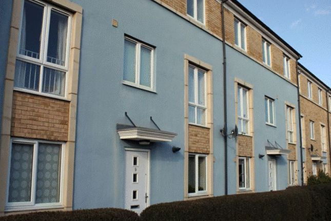 Thumbnail Town house to rent in Graham Road, Cambridge
