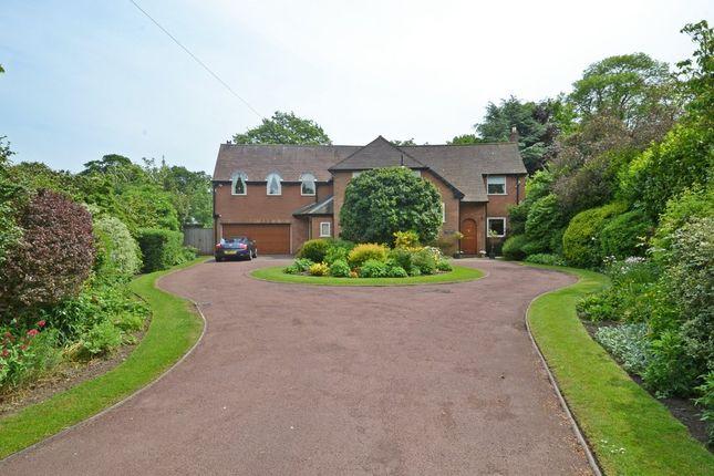 Thumbnail Detached house for sale in Park Lane, West Bretton, Wakefield