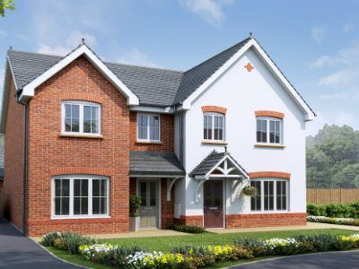 Thumbnail Semi-detached house for sale in The Penley, Dyserth Road, Rhyl