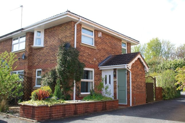 Thumbnail Semi-detached house to rent in Mcconnell Close, Aston Fields, Bromsgrove