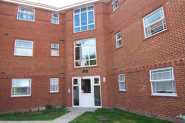 Thumbnail Flat to rent in Charlie Soar Court, Eastleigh