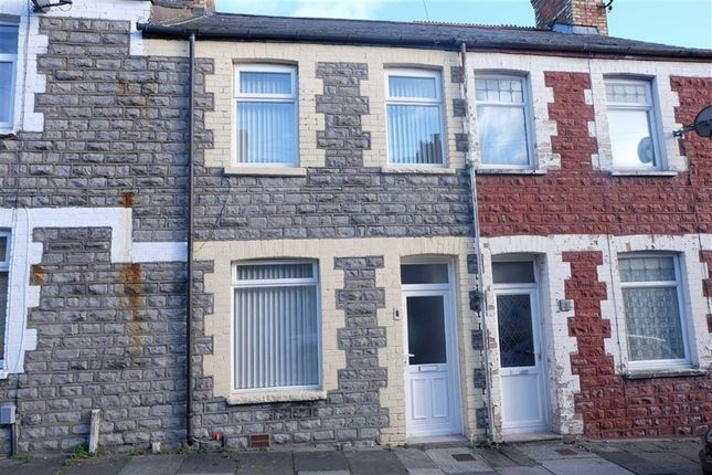 Thumbnail Terraced house for sale in Lee Road, Barry, Vale Of Glamorgan