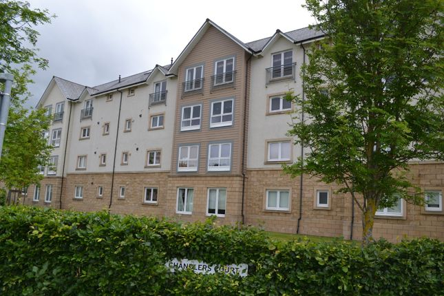 Thumbnail Flat to rent in Chandlers Court, Stirling