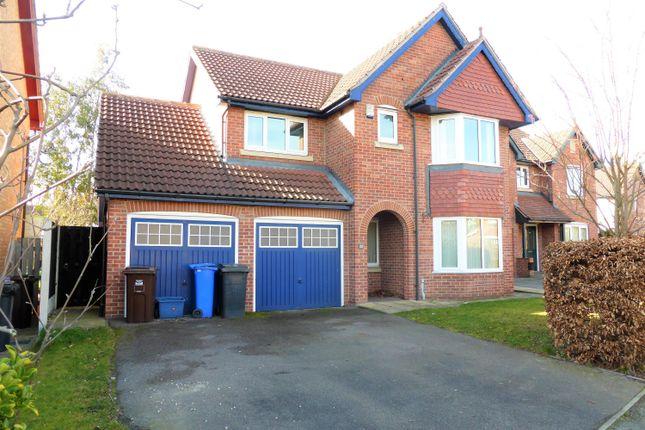 Thumbnail Detached house to rent in Chambers Valley Road, Chapeltown, Sheffield