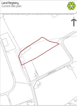 Thumbnail Land for sale in Brackenborough Road, Louth