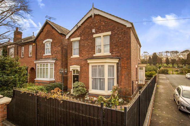 Thumbnail Detached house for sale in Hamilton Fields, Burton-On-Trent