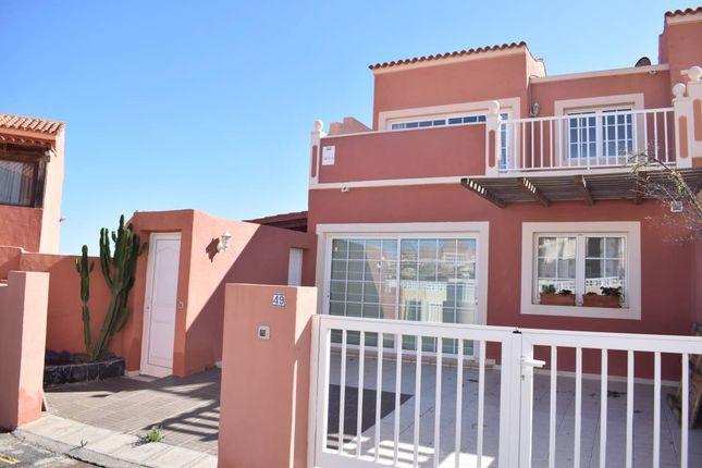 Thumbnail Town house for sale in Altavista, Caleta De Fuste, Antigua, Fuerteventura, Canary Islands, Spain