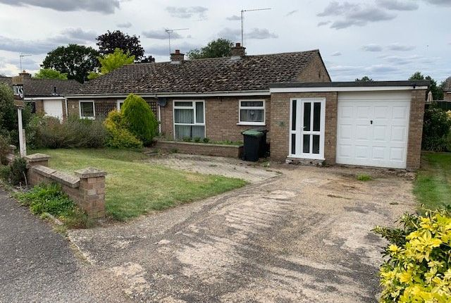 Semi-detached bungalow for sale in St. Marys Crescent, Badwell Ash, Bury St. Edmunds