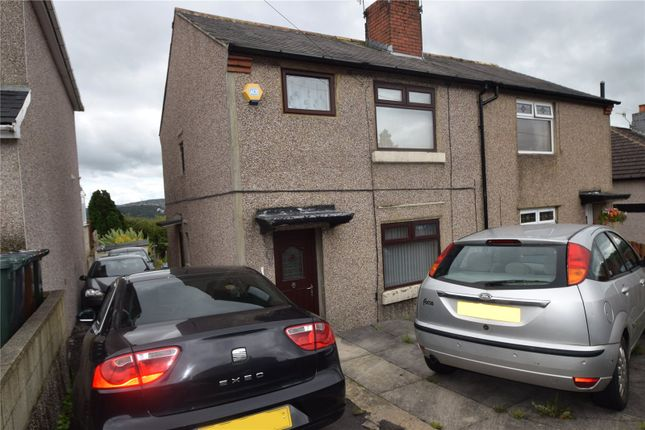 Thumbnail Semi-detached house to rent in Highfield Road, Keighley, West Yorkshire