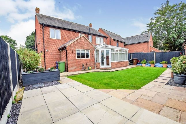 Thumbnail Detached house for sale in Station Road, Great Coates, Grimsby