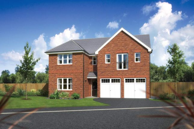 """Thumbnail Detached house for sale in """"Kingsmoor"""" at Ffordd Eldon, Sychdyn, Mold"""