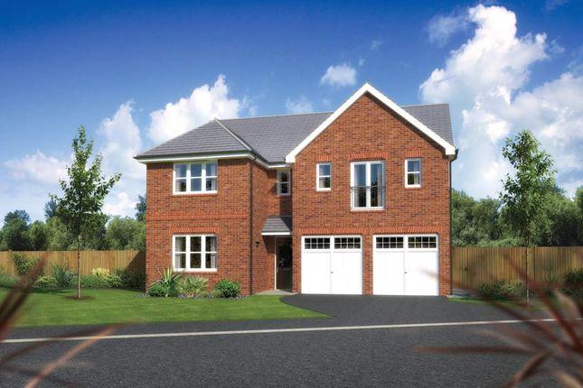 "5 bedroom detached house for sale in ""Kingsmoor"" at Ffordd Eldon, Sychdyn, Mold"
