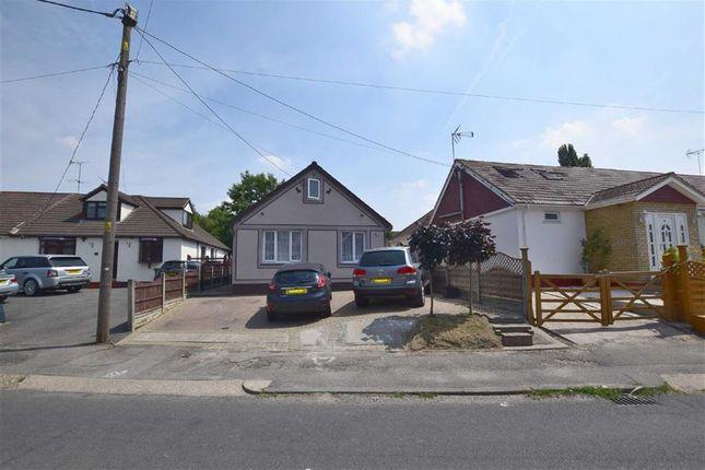 Thumbnail Detached bungalow for sale in Pound Lane, Basildon, Essex
