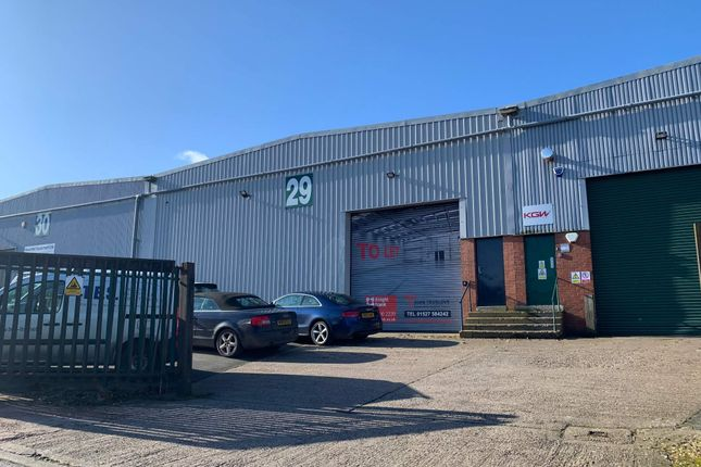 Thumbnail Warehouse to let in Crossgate Road, Park Farm Industrial Estate, Redditch