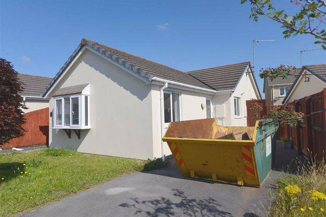 Thumbnail Semi-detached bungalow for sale in 62, Vineyard Vale, Saundersfoot