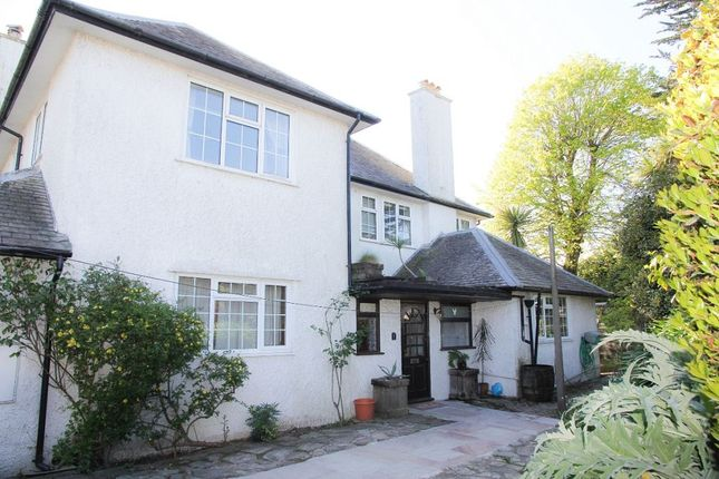 Front Elevation of 2 Marlborough Crescent, Falmouth TR11