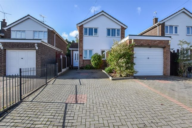 Thumbnail Detached house for sale in Upland Drive, Colchester, Essex