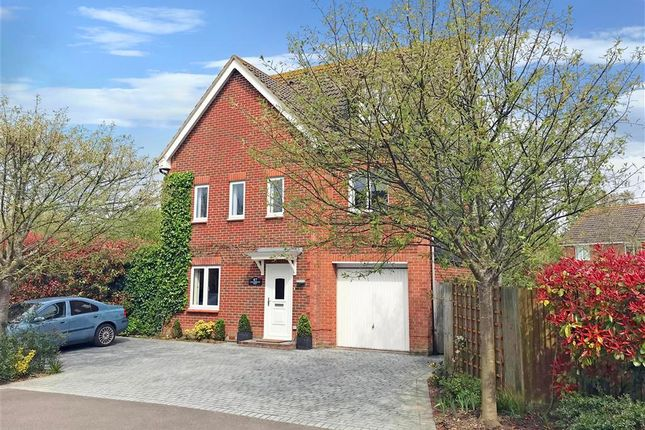Thumbnail Detached house for sale in Columbine Way, Littlehampton, West Sussex