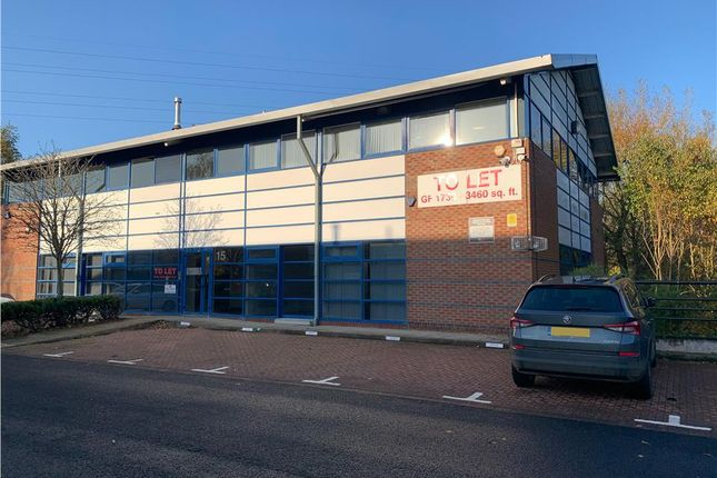 Thumbnail Office to let in Unit 15, Quay Business Centre, Harvard Court, Warrington, Cheshire