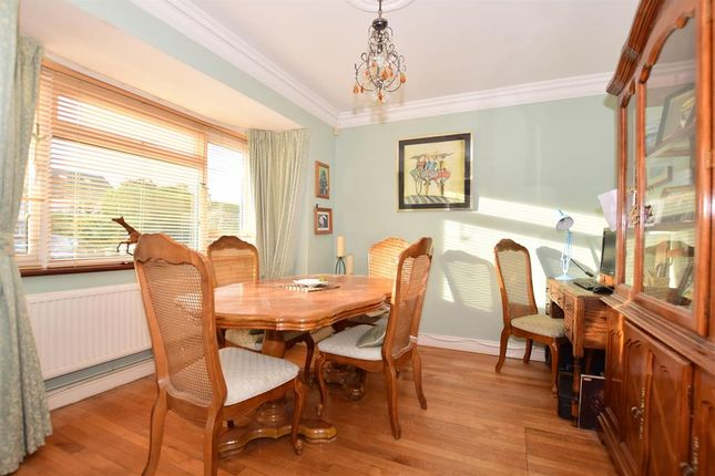 Thumbnail Detached house for sale in Forest Road, Horsham, West Sussex