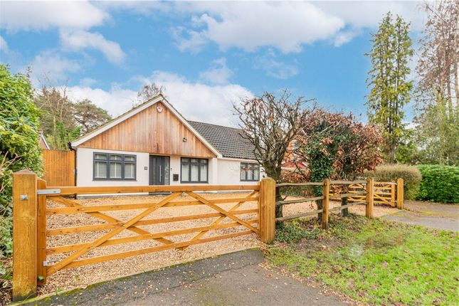 4 bed bungalow for sale in Ellis Road, Crowthorne, Berkshire RG45