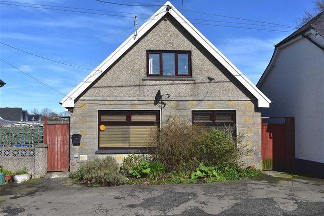 Thumbnail Detached bungalow for sale in Cross Inn, Llandysul, Carmarthenshire