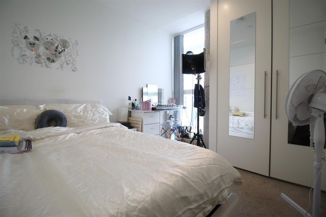 Bedroom of Canal Street, Nottingham NG1