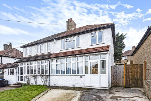 3 bed semi-detached house for sale in Banstead Road, Caterham CR3