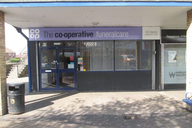 Thumbnail Retail premises to let in Norfolk Place, Middlesbrough