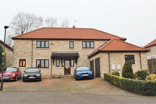 Thumbnail Detached house for sale in Grove Court, Marr, Doncaster, South Yorkshire