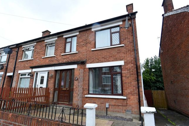 Thumbnail Semi-detached house for sale in Knockmount Gardens, Clarawood, Belfast