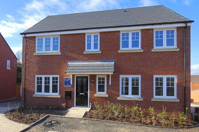 Thumbnail Detached house for sale in Plot 19, Milestone Grange, Stratford Upon Avon