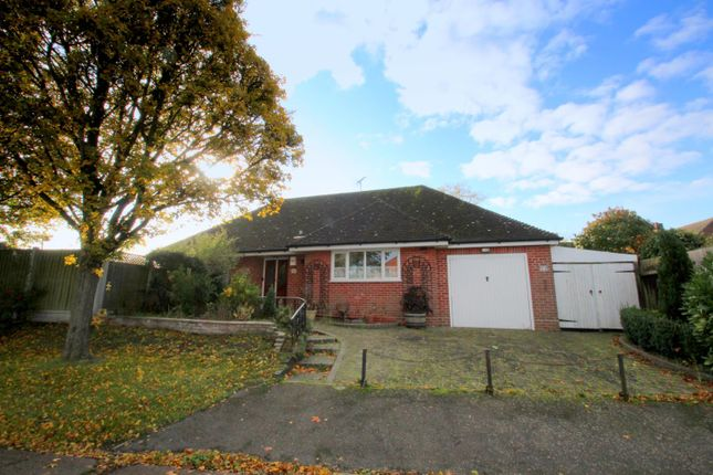 Thumbnail Detached bungalow for sale in Elianore Road, Colchester