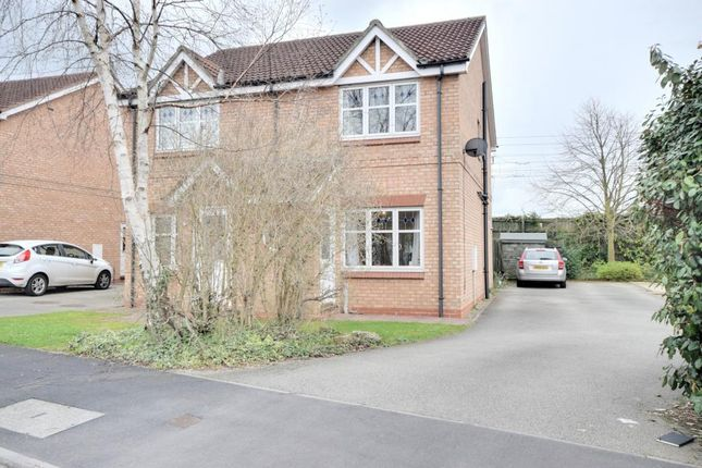 Thumbnail Semi-detached house for sale in Whistler Close, Copmanthorpe, York