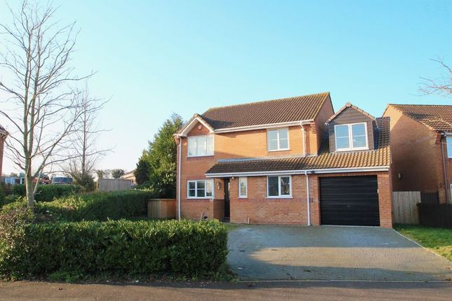 Thumbnail Detached house for sale in Highcroft, Woolavington, Bridgwater