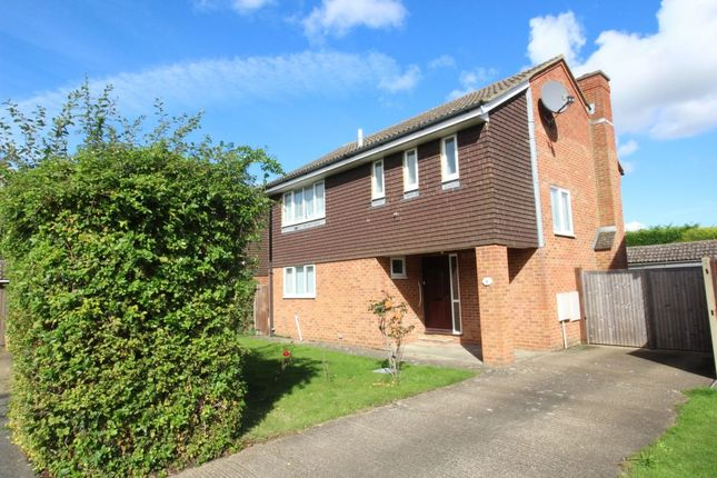 4 bed detached house for sale in Hornbeam Close, Paddock Wood, Tonbridge