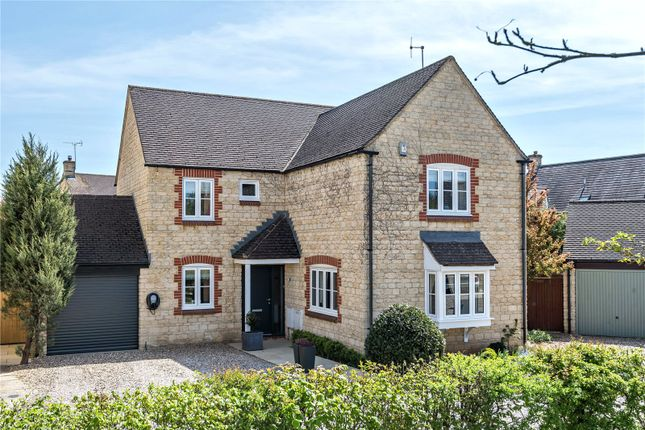 Thumbnail Detached house for sale in The Setts, Faringdon