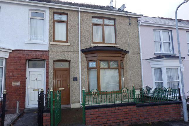 Thumbnail Terraced house for sale in Evans Terrace, Llanelli
