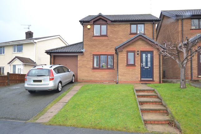 Detached house for sale in Pentregwyddel Road, Llysfaen