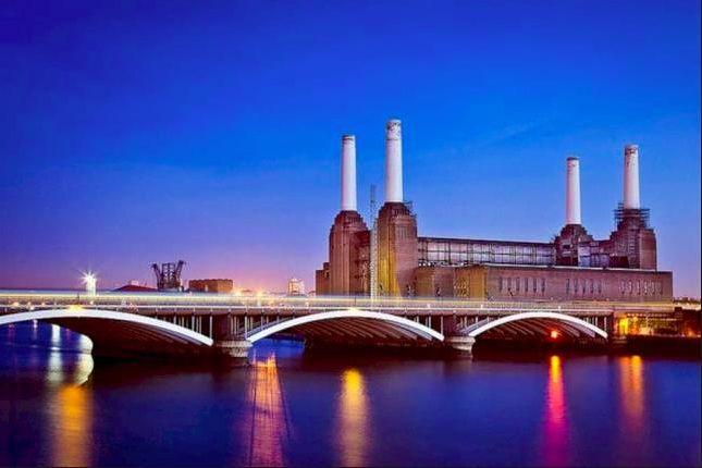 Thumbnail Flat for sale in Battersea Power Station, Nine Elms, Battersea, London