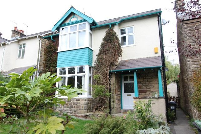 Thumbnail Detached house for sale in Cavendish Road, Matlock