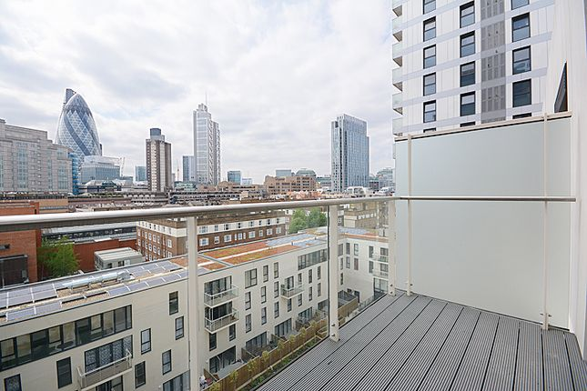 Thumbnail Flat for sale in Kensington Apartments, Spitalfields