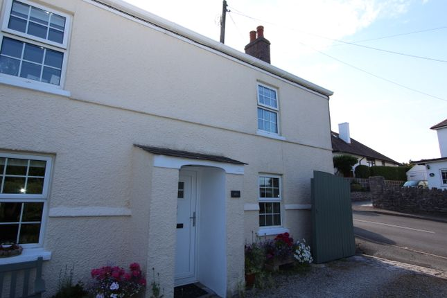 Thumbnail Cottage to rent in Plymstock Road, Plymstock, Plymouth