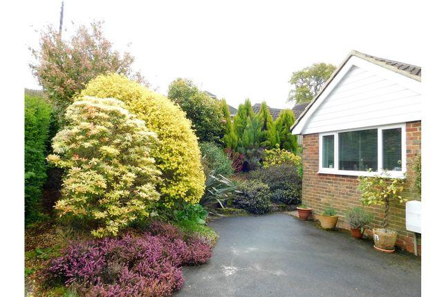 Thumbnail Detached bungalow for sale in Highview Road, Heathfield