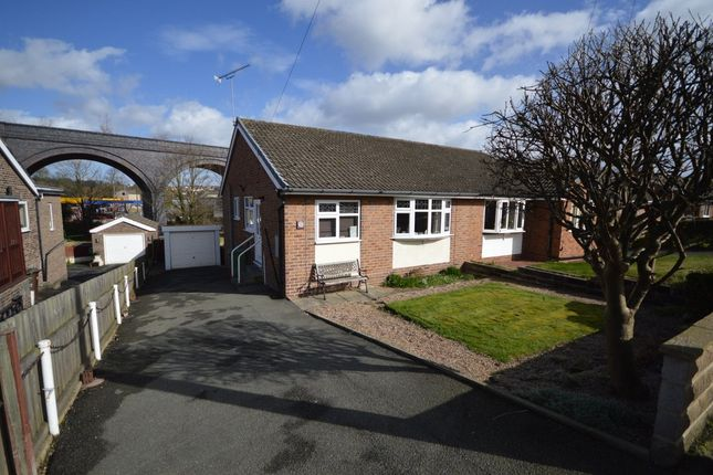 Thumbnail Semi-detached bungalow for sale in Water Lane, Middlestown, Wakefield