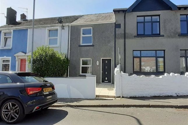 Thumbnail Terraced house for sale in Newton Road, Newton, Swansea