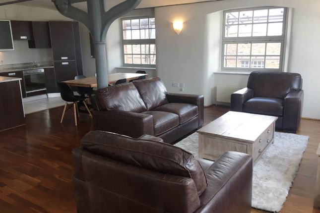 Thumbnail Flat to rent in Royal Mills, Northern Quarter, Manchester