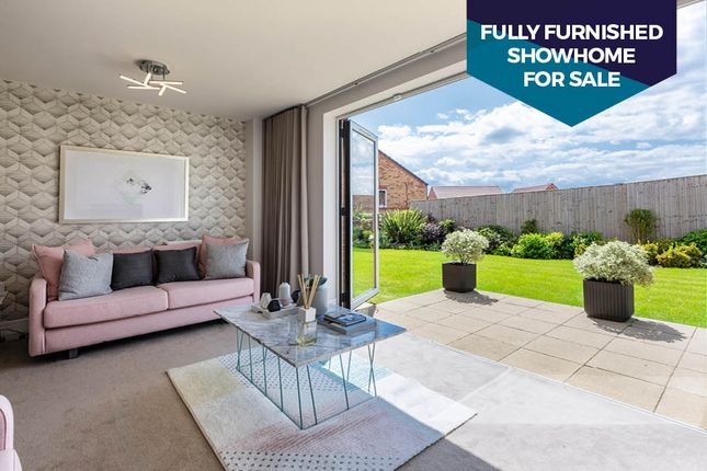 """Thumbnail Semi-detached house for sale in """"The Kilmington Detached"""" at Carr Green Lane, Mapplewell, Barnsley"""